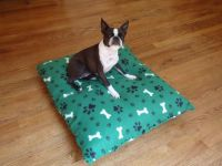 No Sew Dog Bed | dogs | Pinterest