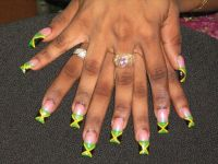 Jamaican nail designs | Nails | Nails | Pinterest