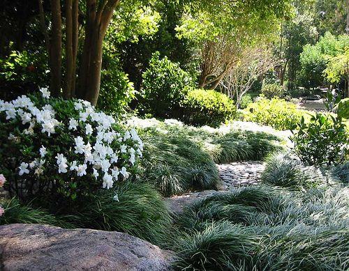 landscaping garden ideas natural