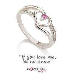 Quotes promise ring What To