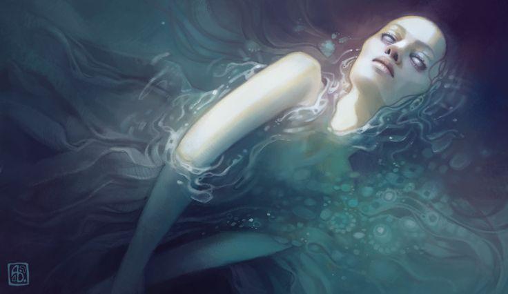 Submerge by escume.deviantart... on @deviantART