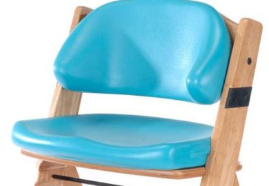 Keekaroo Height Right Kids Chair With Comfort Cushion Set
