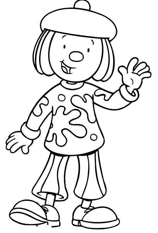 Coloring Pages Jojo Siwa Coloring Pages