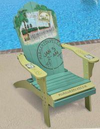 "Margaritaville ""Back to the Beach"" Adirondack Chair ..."