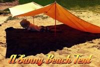 Diy Beach Canopy Ideas Photo Gallery