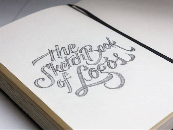 The (sketch)Book of Logos by Jackson Alves