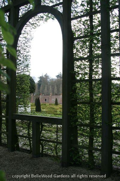 Paleis Het Loo - Window View