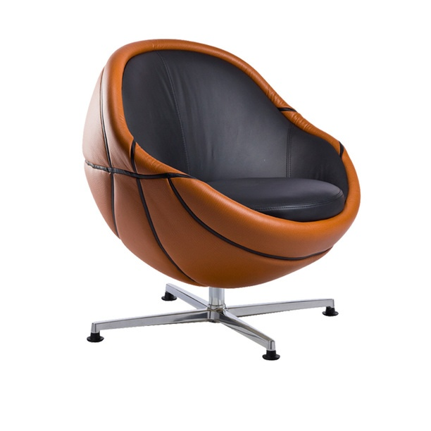 Awesome basketball chair  Sports   Pinterest