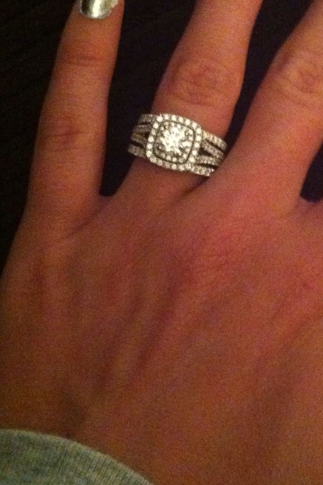 Kay Jewelers Princess Cut Diamonds