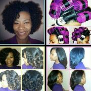 african american hairstyles roller