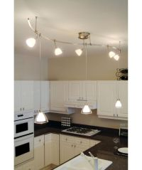 Home Decorating Pictures : Kitchen Track Lights