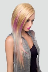 clip in colored hair extensions | // S T Y L E // | Pinterest
