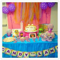 Candyland Baby Shower Cake Ideas and Designs
