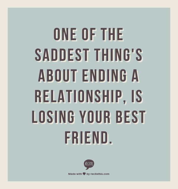 Best Sad Friend About Quotes Losing