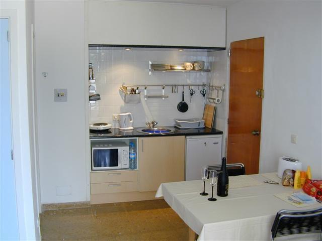 Studio Apartment Kitchen Tinyhouse