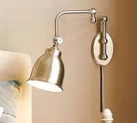 Pottery Barn Stratford Wall Sconce   HOME   Pinterest