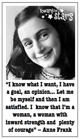 43 Anne Frank Quotes Ideas