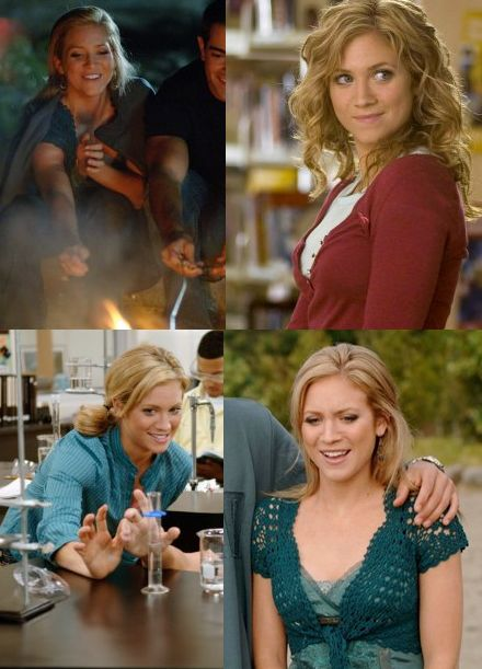 Brittany Snow in John Tucker Must Die (2006), I love that preppy, clean girly sense of style she has in this movie!