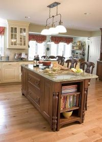center island | Kitchens & tables | Pinterest