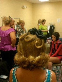 Pageant Hair Ideas | Short Hairstyle 2013