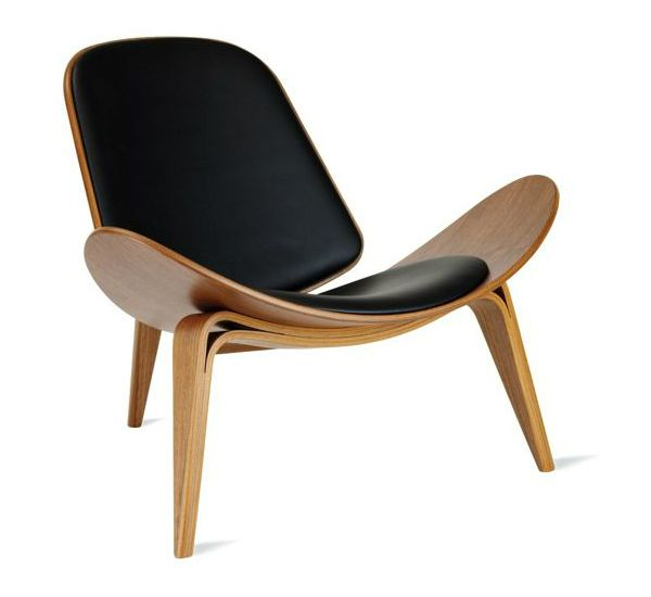 Cool bent plywood chair  Cool stuff for the home  Pinterest
