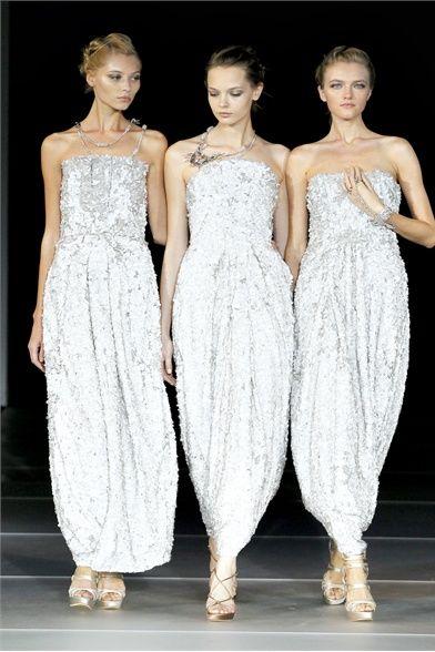 É Il Bianco Il colore in assoluto Più Amato dell'Estate 2012