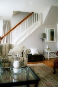 Benjamin Moore Smokey Taupe - entry? | Home: Wall Paint ...