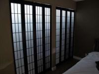 SHOJI SCREEN CLOSET DOORS - DIY | For the Home | Pinterest