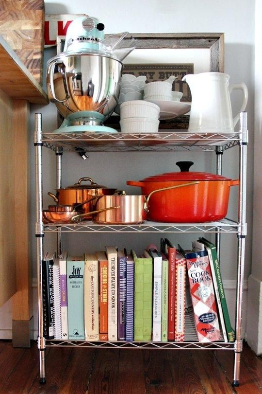 Wire Shelving Units Kitchen Simple Cheap Yes Stylish