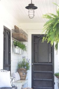 Beautiful front porch | For the Home | Pinterest
