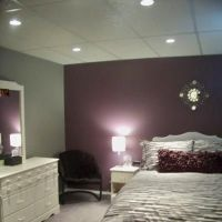purple and gray bedroom | Bedroom Ideas | Pinterest
