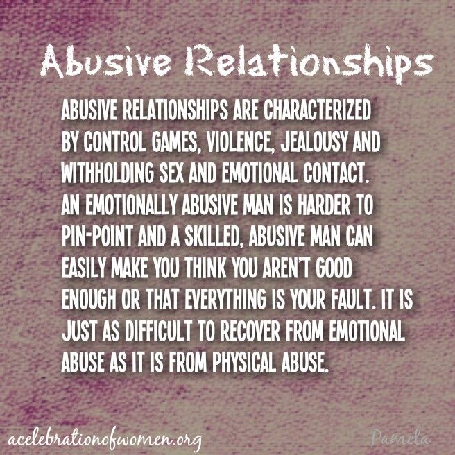 Abusive Controlling Quotes Relationship