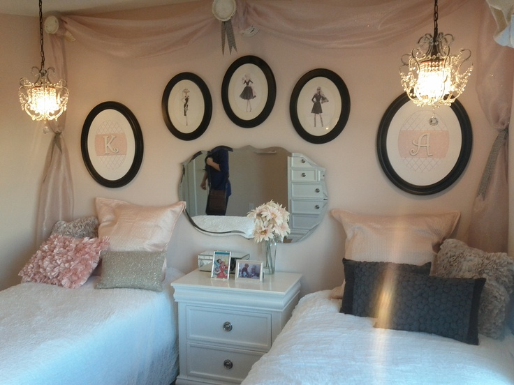 Cute shared room