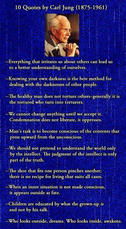 Carl Jung Quotes QuotesGram