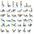 Ab exercises fitness amp health pinterest