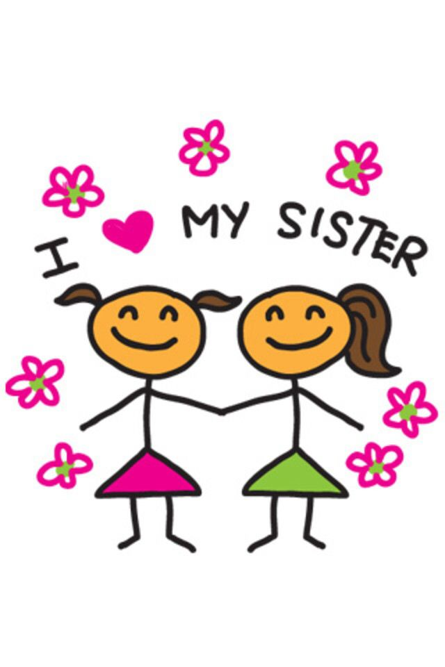 I Love My Sister Quotes Prepossessing I Love My Sister Quotes For Facebook