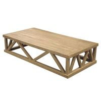 Cape Cod Weathered Wood Coffee Table | New Home - Family ...