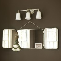 Tri Fold Vanity Mirror | Ballard Designs | Bathroom ...