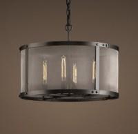 Restoration Hardware lighting | My future home | Pinterest