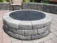 fire pit lid - Google Search | Outdoors /patio | Pinterest