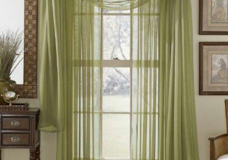 Sage Bedroom Curtains