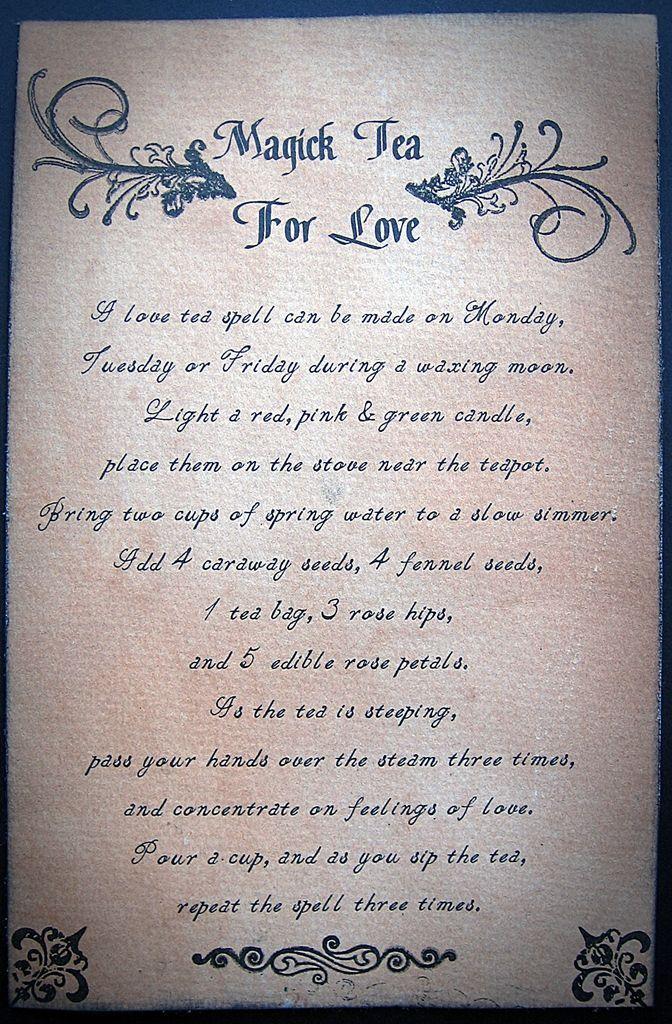 Love Spells Work Immediately