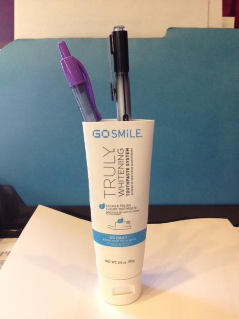 Repurpose empty toothpaste tube | ecogreenlove