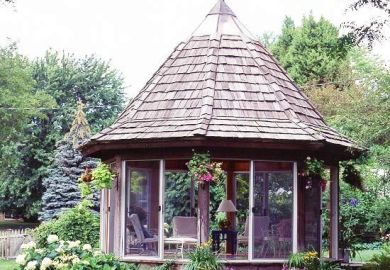Gazebo Ideas Better Homes And Gardens