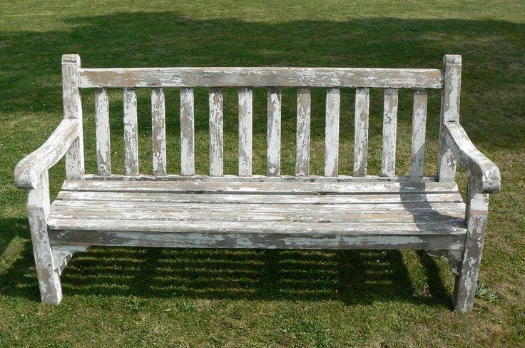 Old Wooden Bench ~ Barche panche pesche e torte quot ladivinafamiglia