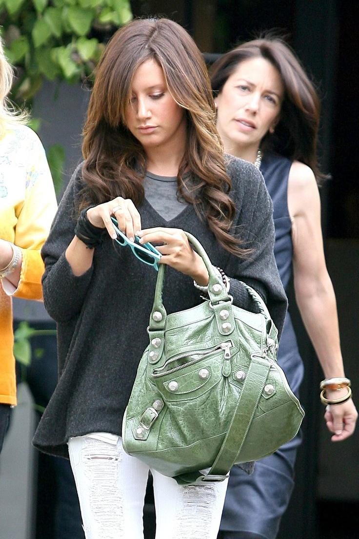 LOVE this Balenciaga bag