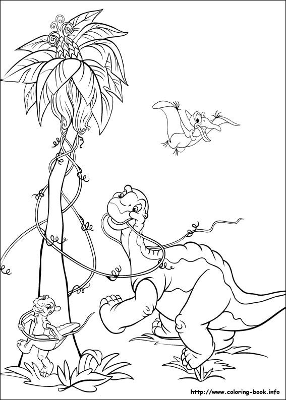 Land Before Time disney and other favorite characters
