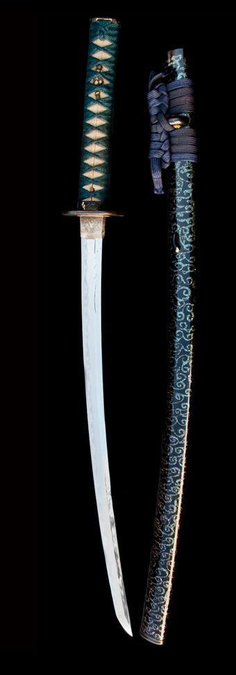 52 Wakizashi Ideas Samurai Swords Sword Katana