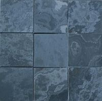 montauk blue slate tile | Ellijay club | Pinterest