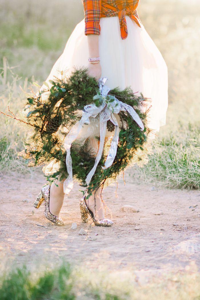 Christmas Tulle | dash of darling